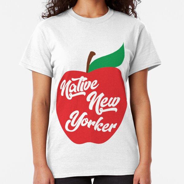 Native New Yorker Apple Classic T-Shirt