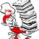 Pixie Kitchen Sandwich Tower by Hedrin