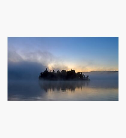 Algonquin Park - Lake of Two Rivers Photographic Print