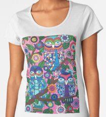 3 Owls Women's Premium T-Shirt