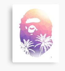 Summertime Hypebeast Illustration Canvas Print