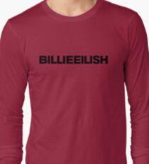 billie eilish Long Sleeve T-Shirt
