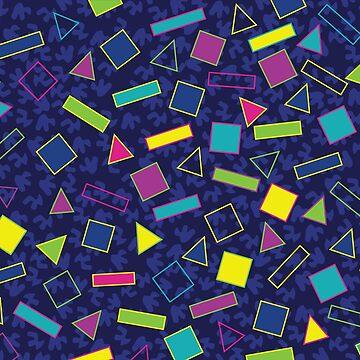 1980s Pattern by xJacky2312x