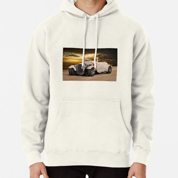 1930-31 Ford Roadster I Pullover Hoodie