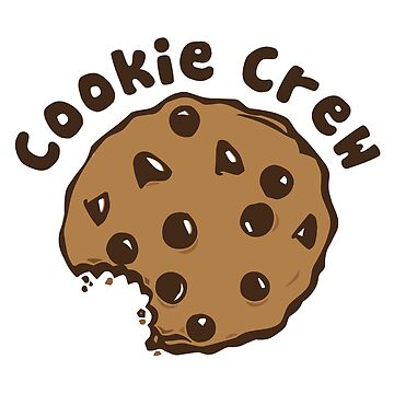 Cookie Crew Logo by laurenroche00