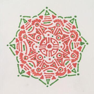 Mini Mandala by ibrahima1145