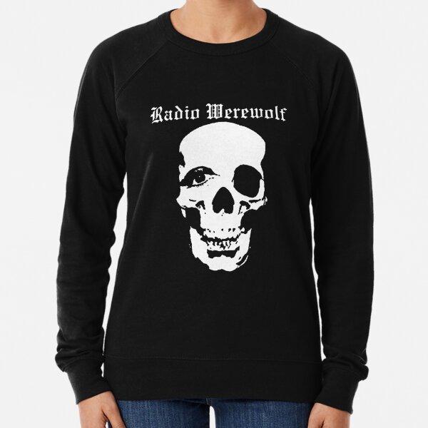 Radio Werewolf t shirt occult Lightweight Sweatshirt