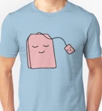 tea, drink, label Unisex T-Shirt