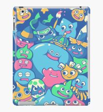 Slime Party!  iPad Case/Skin