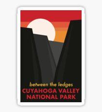 Cuyahoga Valley Nat'l Park Decal Sticker