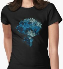 Real Folk Blues Women's Fitted T-Shirt