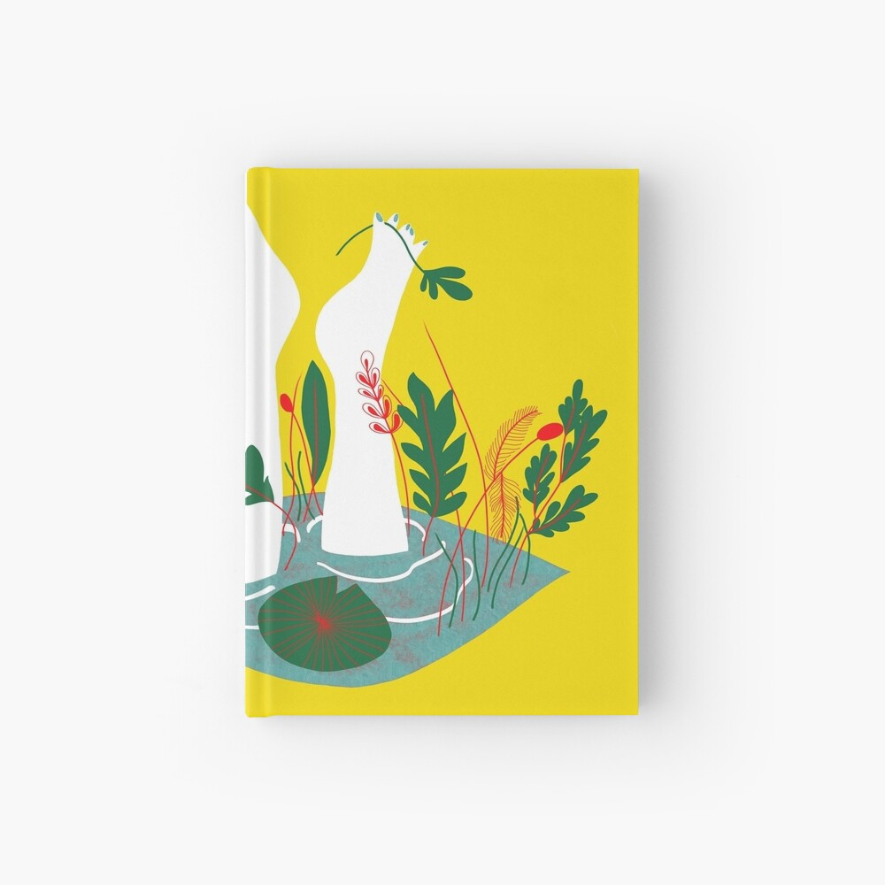 Splash! Hardcover Journal