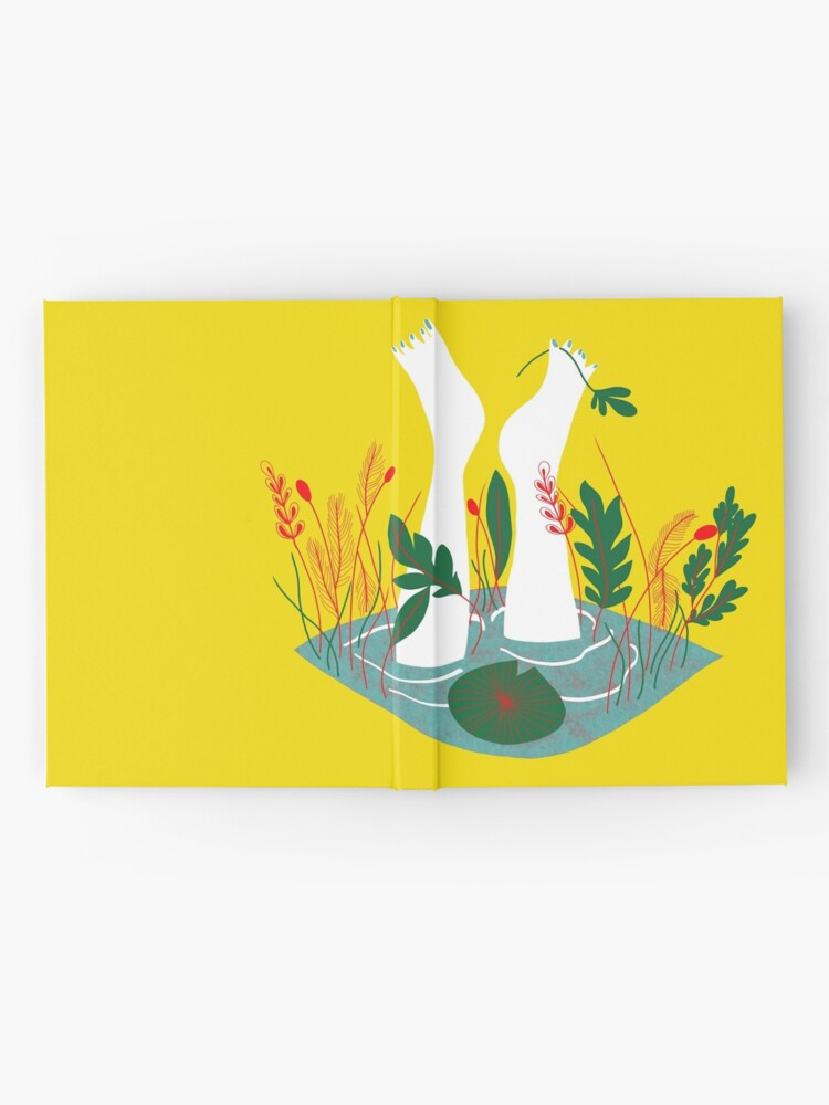 Alternate view of Splash! Hardcover Journal