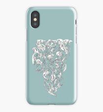 Biomechanical  iPhone Case