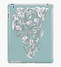 Biomechanical  iPad Case/Skin