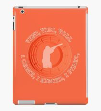 Skeet Trap and Sporting Days Shield iPad Case/Skin