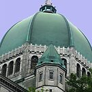 Saint Joseph Church...(Montreal Canada)...! by sendao