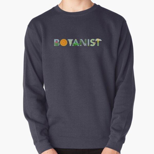 Botanist Pullover Sweatshirt