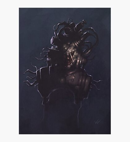 Tetsuo re-imagined Photographic Print