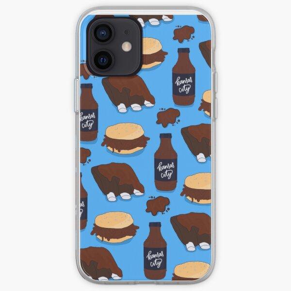 KC BBQ iPhone Soft Case