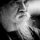 Mr Miyagi by David Petranker