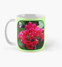 Red Bougainvillea Mug