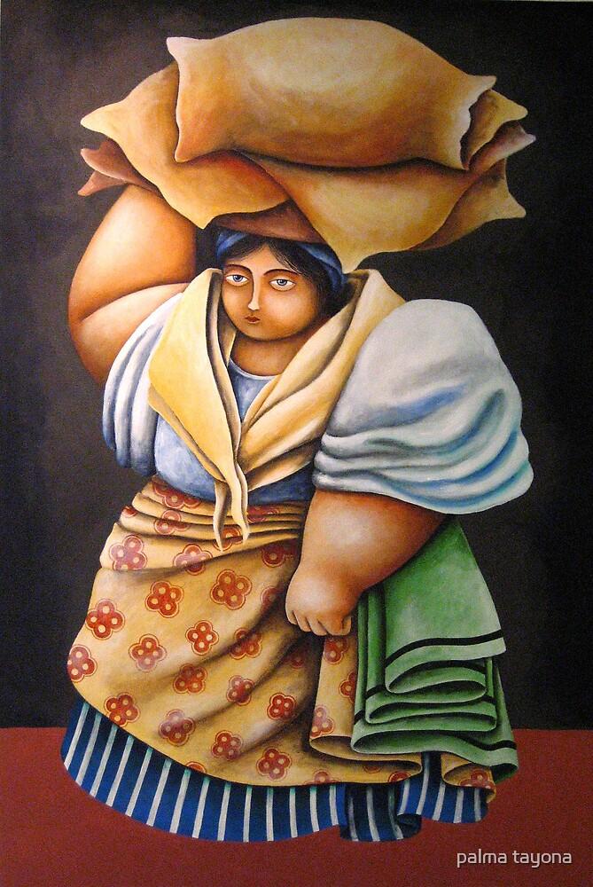 BABAE SA PIER (WOMAN AT THE PIER) by palma tayona