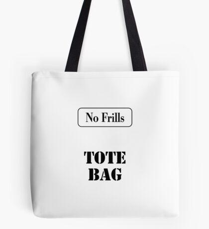 NDVH No Frills Tote Bag
