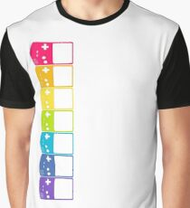gambe boy  color Graphic T-Shirt