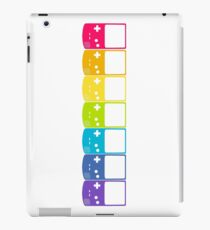gambe boy  color iPad Case/Skin