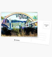 Hidden Treasure Postcards