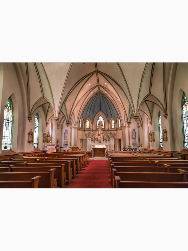 Die dauerhafte Kirche von Picturart