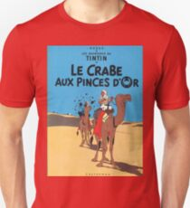 Tintin Crabe pinces d'or  Unisex T-Shirt