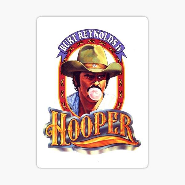 Hooper Sticker