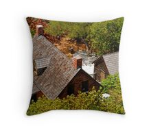 Keeper's Quarters Throw Pillow