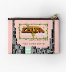 Legend of Zelda: Start Screen Studio Pouch