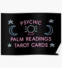 Psychische Lesungen Poster