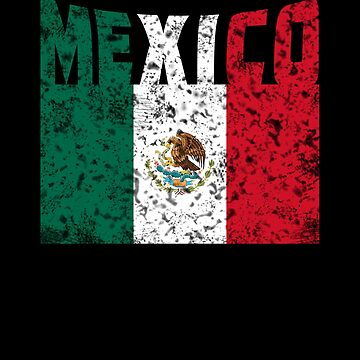 Mexico T-shirt by Pixelmatrix