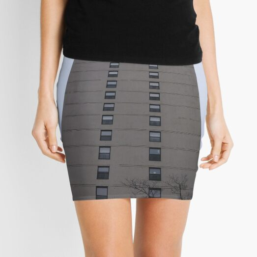New York, Manhattan, New York City, Tower block, High-rise building Mini Skirt