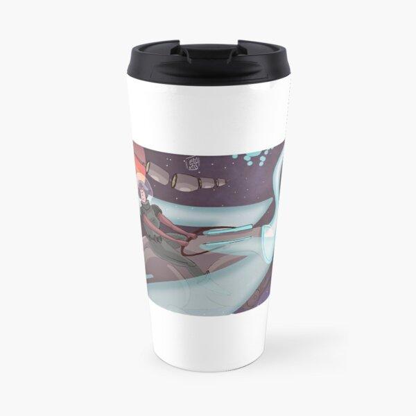 Metal dragon  Travel Mug