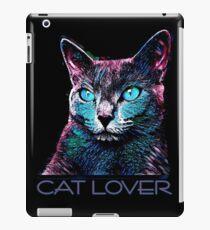 CAT LOVER CRASSCO RUSSIAN BLUE iPad Case/Skin