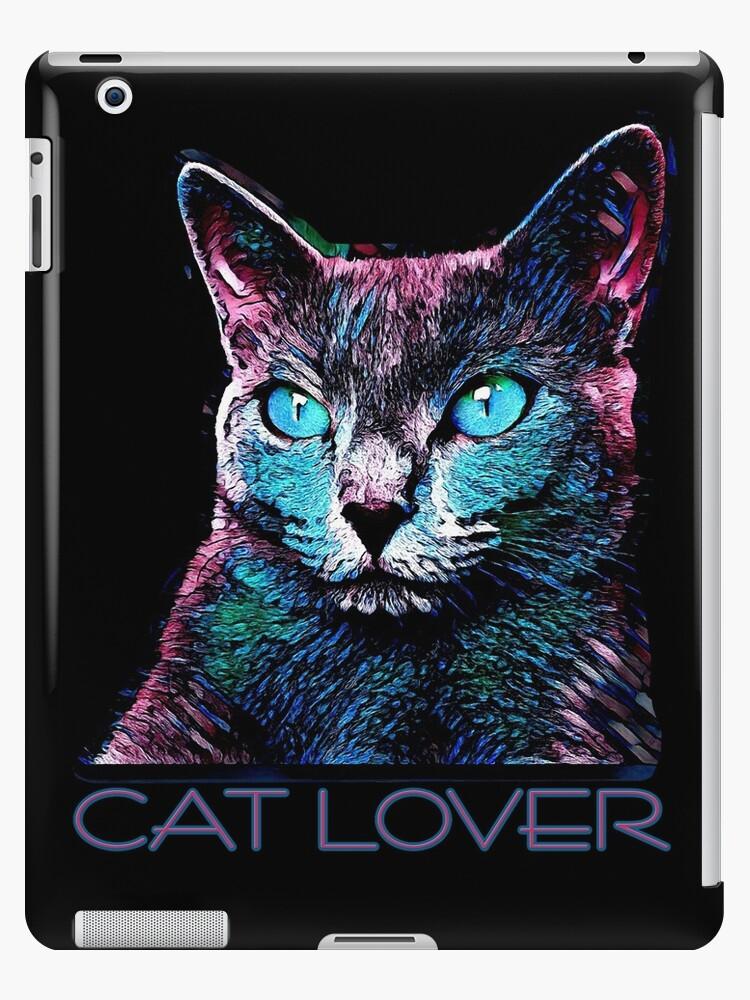 CAT LOVER CRASSCO RUSSIAN BLUE von fuxart