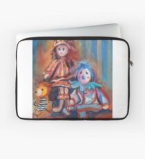 Teddy Bear and Dolls Laptop Sleeve