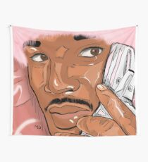 King of Harlem Cam Wall Tapestry