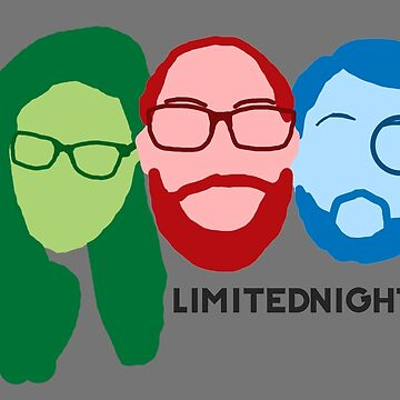 Trio of Faces, Trio of Colours by LimitedNights