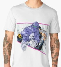 Abbacchio & Moody Blues Men's Premium T-Shirt