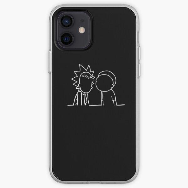 wubba lubba dub dub iPhone Soft Case