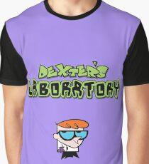 Dex's Lab Graphic T-Shirt