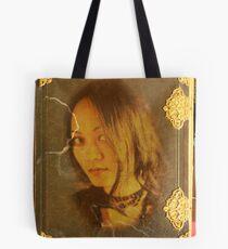 Witchcraft Recipe Book Tote Bag