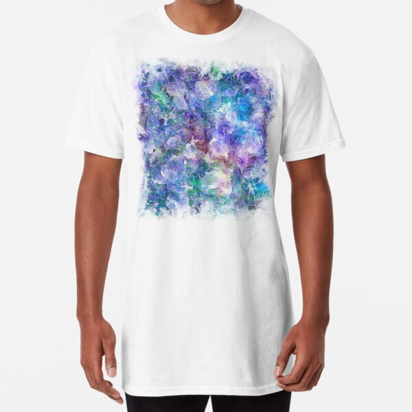 Crystal Frost 1 Long T-Shirt